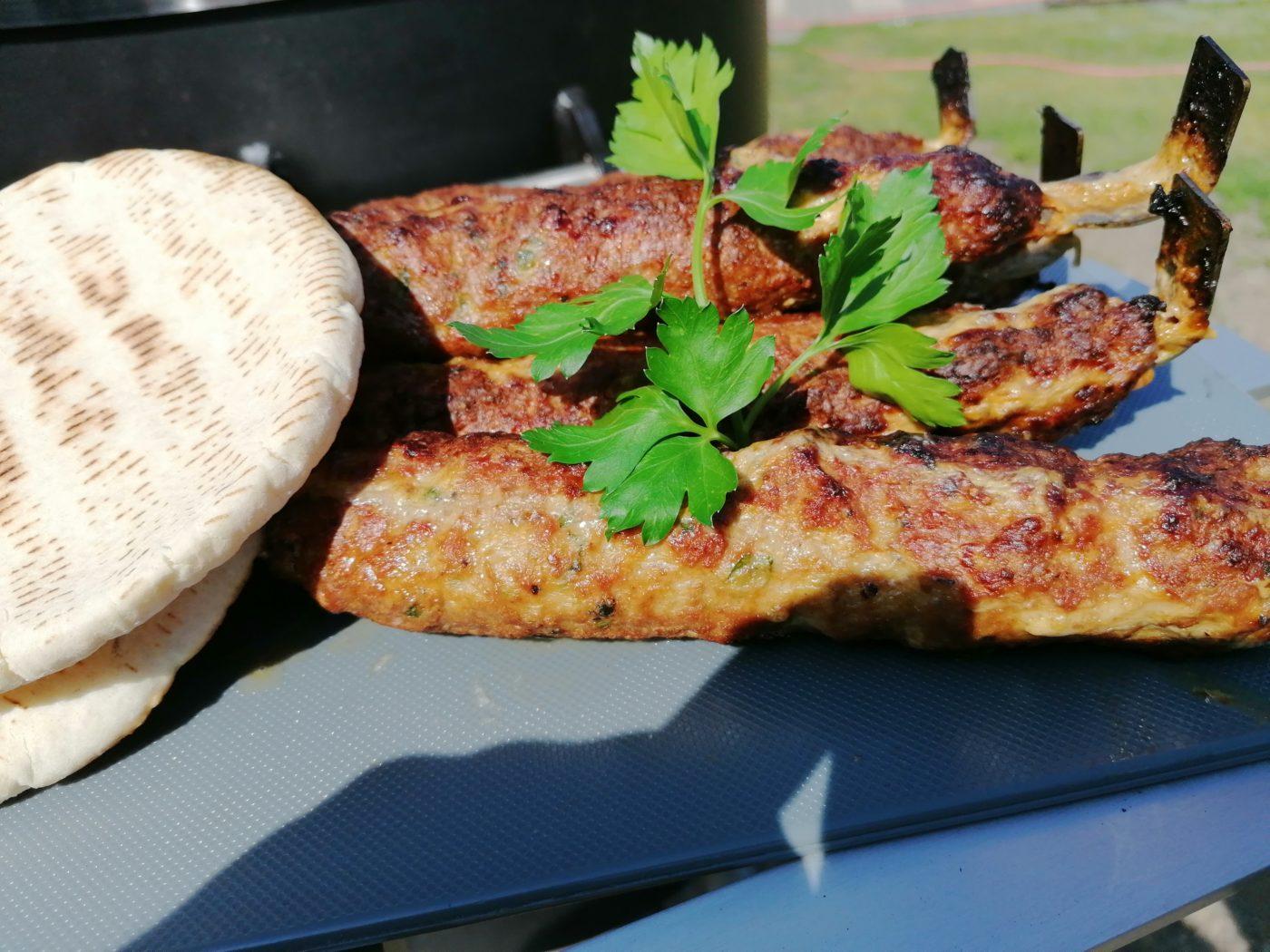 die Sachsengriller Grill Rezept Adana Kebab