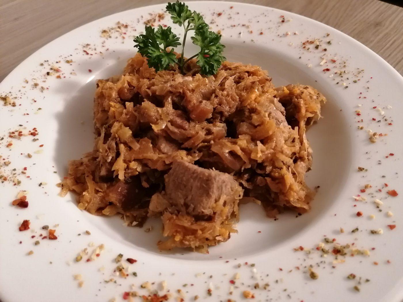 die Sachsengriller Grill Rezept Bigos