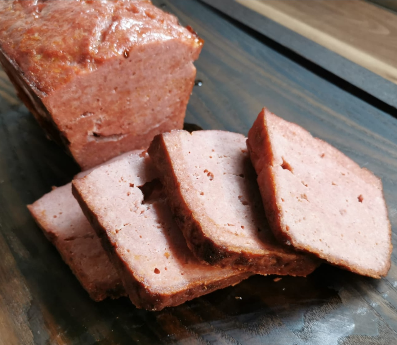 die Sachsengriller Grill Rezept Fleischkäse Leberkäse