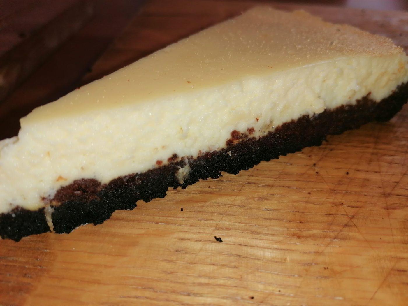 die Sachsengriller Grill Rezept New York Cheesecake