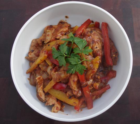 die Sachsengriller Grill Rezept Indonesischer Filettopf